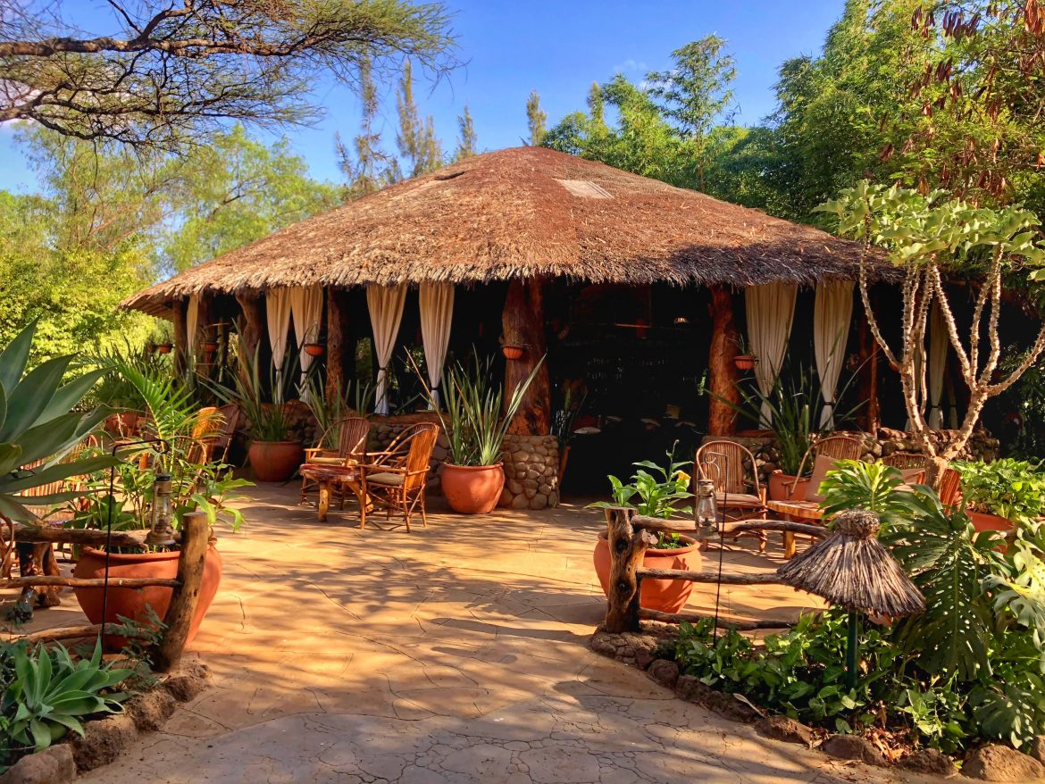 glamping in amboseli, kibo safari camp