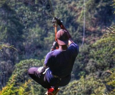 ziplining locations in Kenya